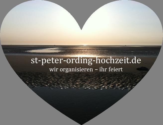 St. Peter-Ording Hochzeit